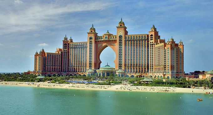 CHECK INTO ANOTHER WORLD AT THE ATLANTIS, THE PALM DUBAI