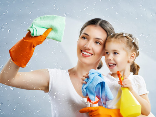 3 Spring Homekeeping Tasks to Boost Indoor Air Quality