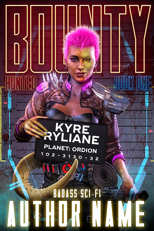 Bounty Hunted: Kyre Ryliane