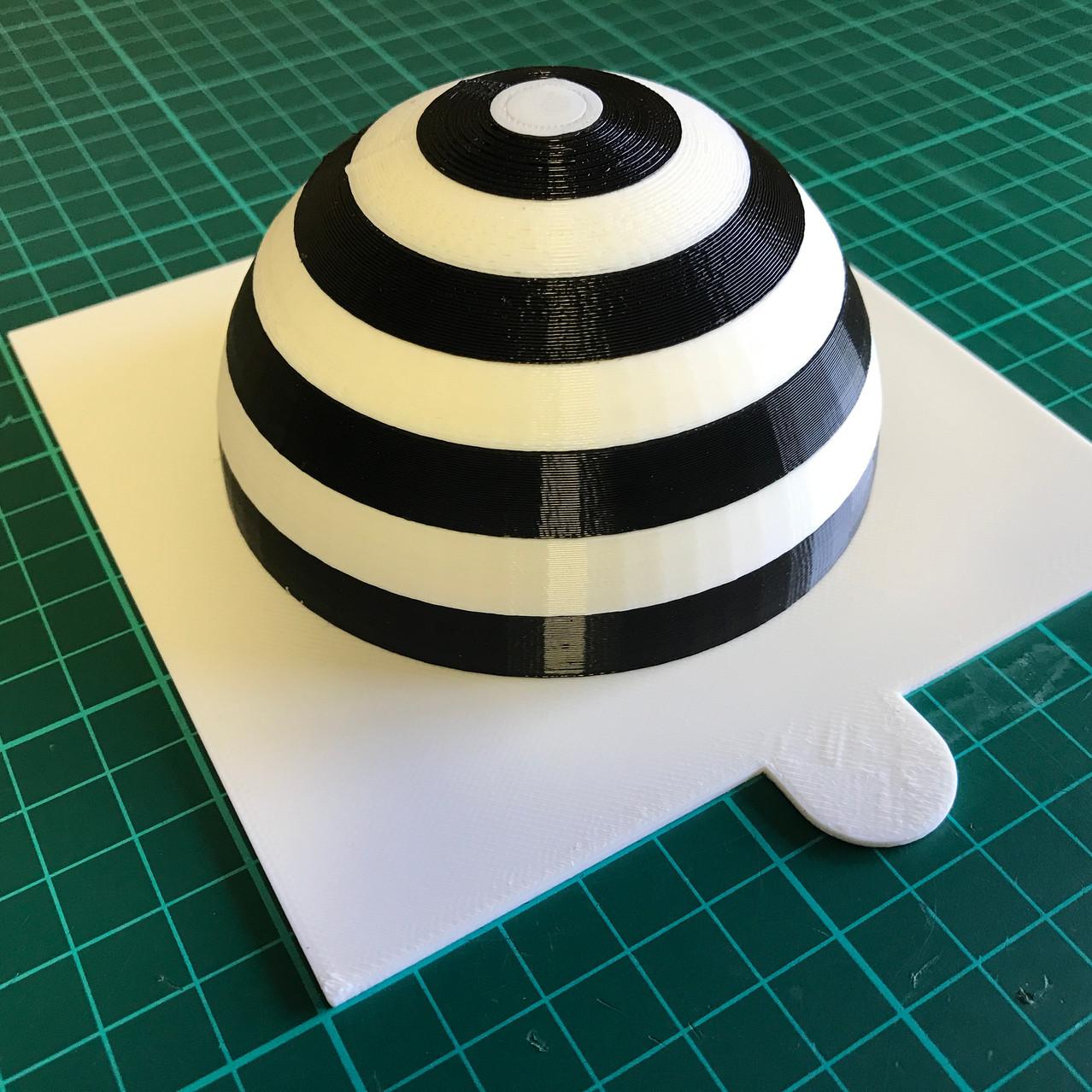 3D Printed Sphere Stimuli
