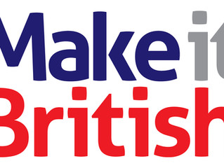 We are Now Members of 'Make It British'