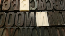 How to 3D Print Letterpress Printing Blocks