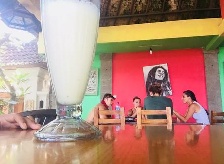 Bali, Bob Marley, and Branding