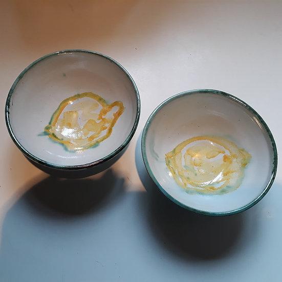 Lemon bowls