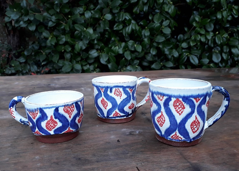 Turkish mugs