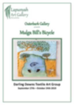A4 Poster Mulga Bill s Bicycle 20190815-
