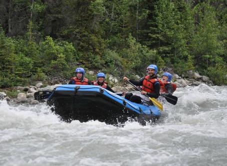 Chilkoot High Adventure Base