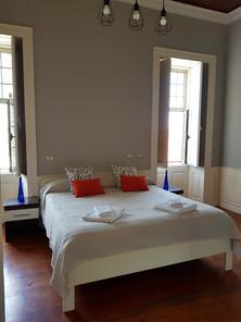 Room 3. Queen Size Bed.