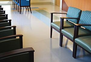 Dr. Patel's Office | Brownstone Hospitality | Laminate Floor Installation