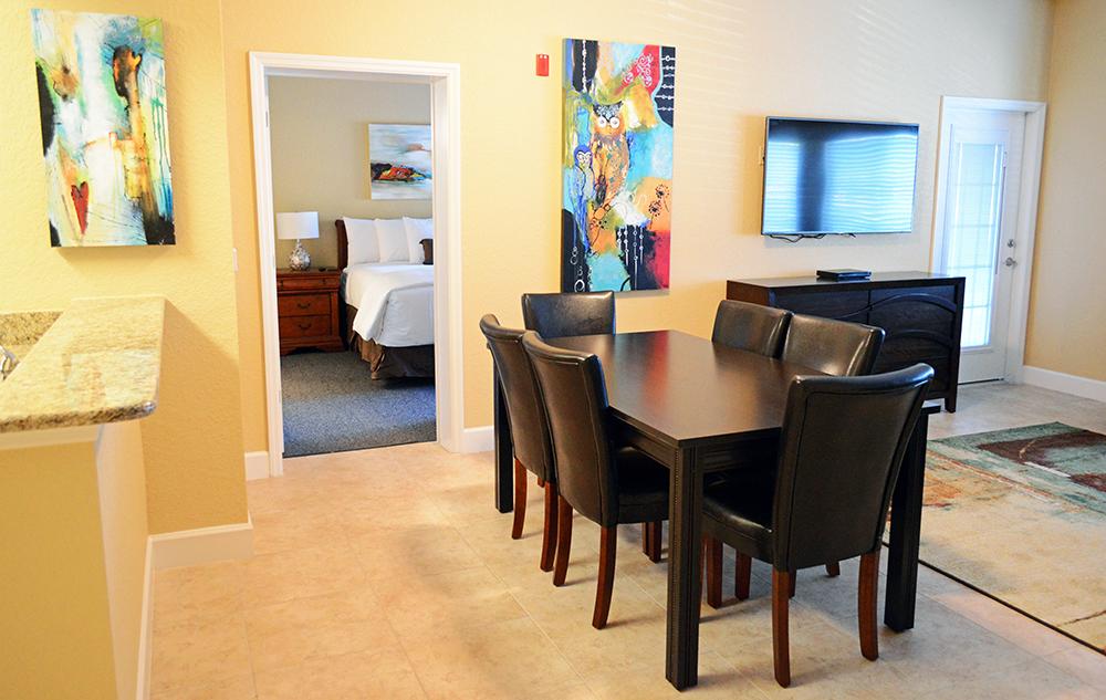 Silverlake Resort | Brownstone Hospitality | Tile Floor Installation