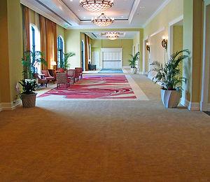 Omni ChampionsGate | Brownstone Hospitality | Carpet Floor Installation