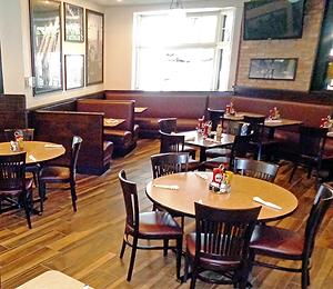 TooJay's | Brownstone Hospitality | Tile Floor Installation