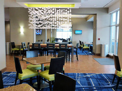 Springhill Suites | Brownstone Hospitality | Carpet and Tile Floor Installation