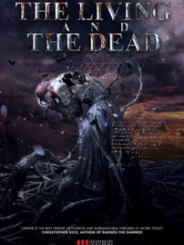 The Living Dead Book Cover-ILP-by-Saberc