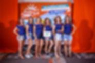 Abertura do Sauipe Fest Vôlei Master 2019
