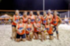 Equipes Participantes no Sauipe Fest Vôlei Master 2019