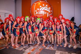 Festa a Fantasia do Sauipe Fest Vôlei Master 2019