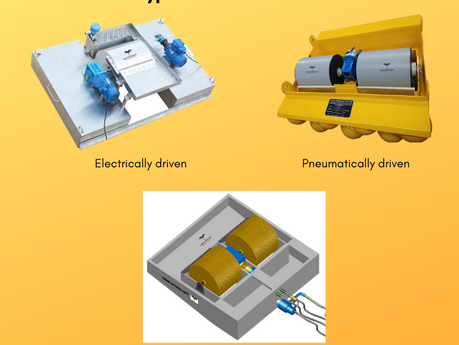 Types of Floating Drum Oil Skimmers