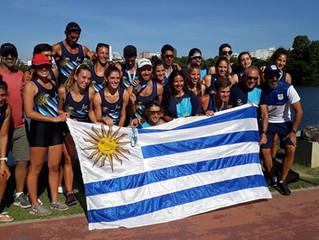 Lluvia de medallas para el remo uruguayo en Río