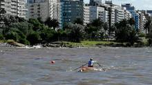 Derribando el mito: Remo coastal para remeros de botes shell.