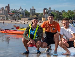 Regatas de Coastal Rowing en Montevideo: Segunda Edición.