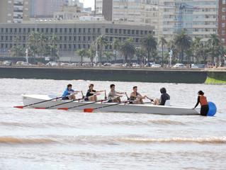 El Remo Coastal se abre camino para ser una prueba olímpica en París 2024