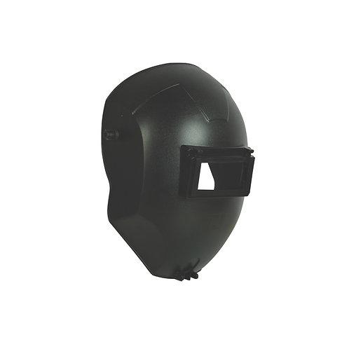 Máscara solda polipropileno visor fixo