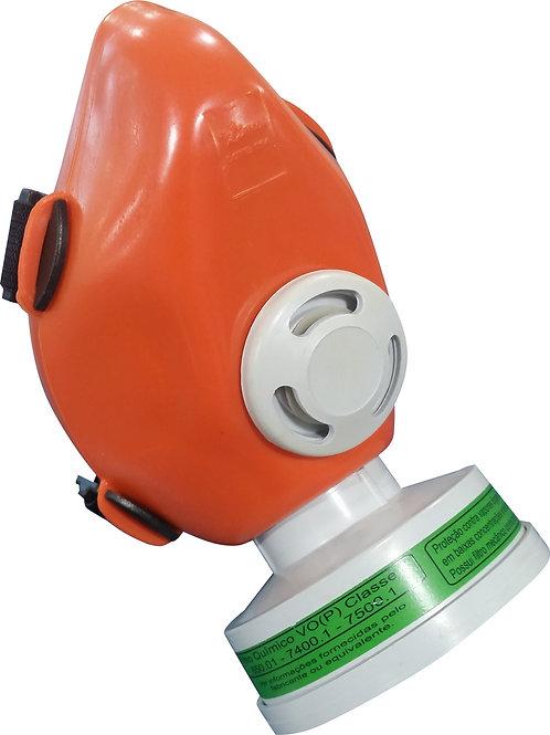Respirador semi facial 1 filtro