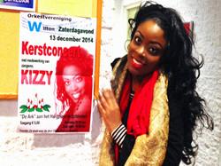 Kizzy & the Wilton Orchestra Concert