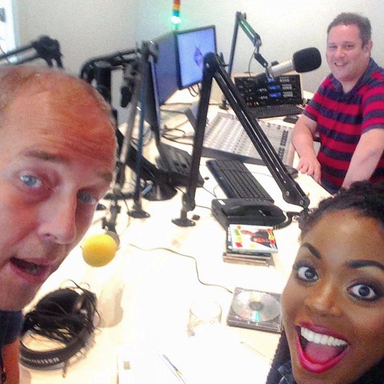 Kizzy on Radio Schiedam