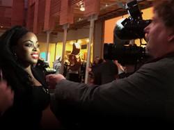 Kizzy's TV interview (video)