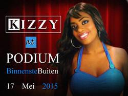 Kizzy on 'Binnenste Buiten' (video)