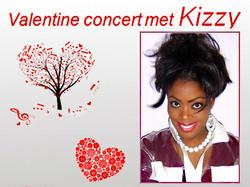 Valentine's concert with Kizzy!