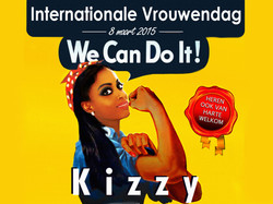 Kizzy's One Woman Show: Woman's Day!