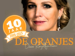 Kizzy on Royalty site 'De Oranjes'