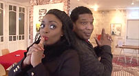 Kizzy met Quintis Ristie op Open Rotterdam TV