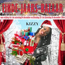 Kizzy at the Eindejaars Bazaar