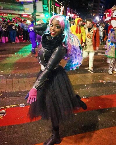 Kizzy inTilburg -Carnaval, Kruik, kruikenstad, nicorn, eenhorn, zot zo meuge