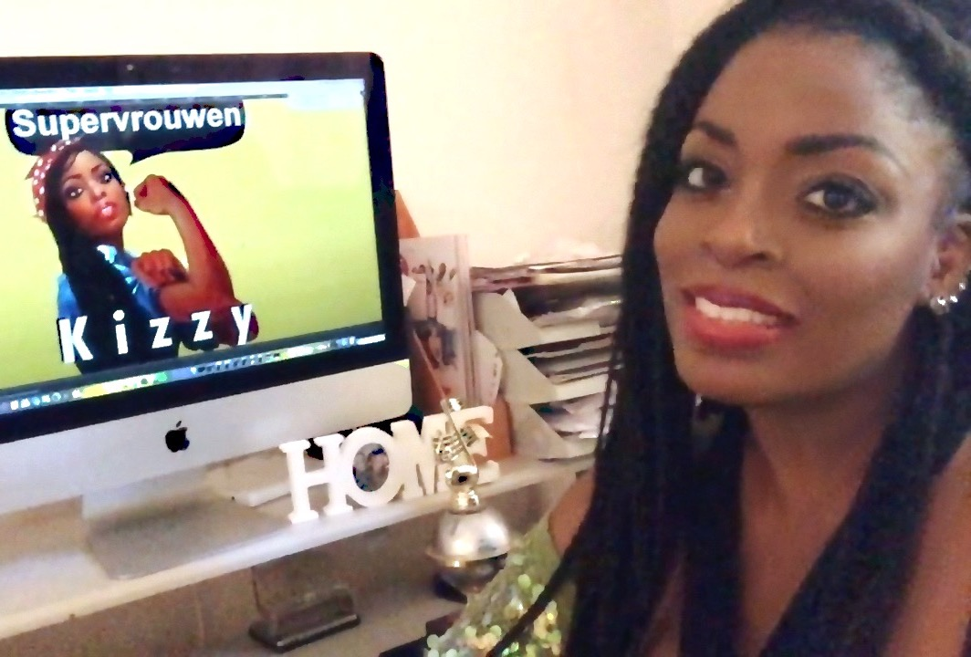 Kizzy about the Ladies Fair (video)