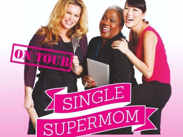 Kizzy joins Single Supermom On Tour