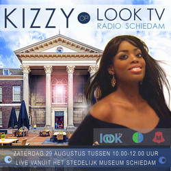 Kizzy on LookTV & Radio Schiedam