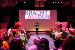 Kizzy in 'Kracht on Tour'