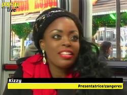 Kizzy's Winterland Interview (video)