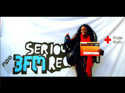 Kizzy's 3FM Hands Off Our Girls poem
