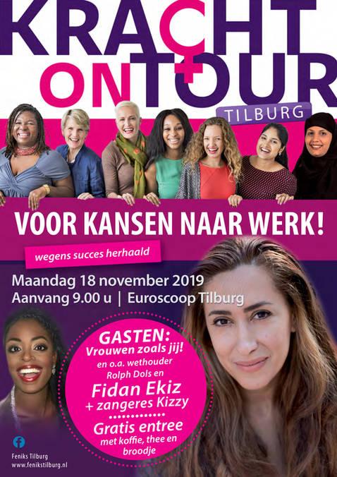 Kracht on Tour 2019 in Tilburg