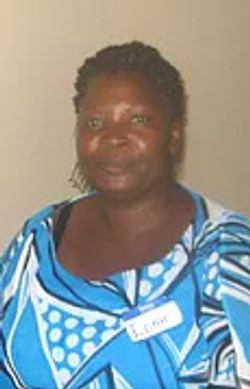 Mrs Edah Mukona