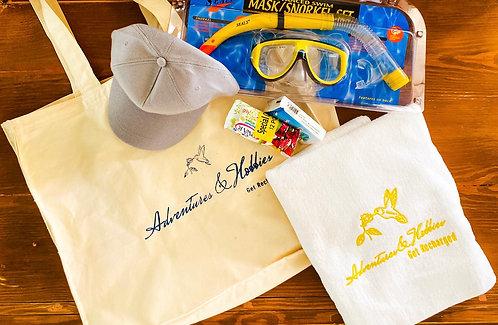 Adventures & Hobbies Beach Kit مجموعة مغامرات وهوايات للشاطئ