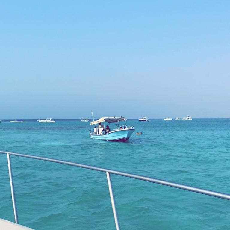Bayadah Yacht Trip