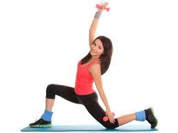 """Iron Yoga """"yoga with weights"""""""