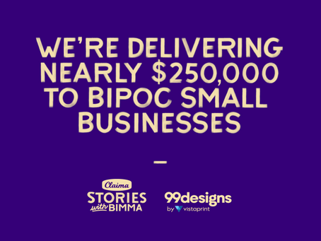 We're Delivering Nearly $250,000 to BIPOC Small Businesses